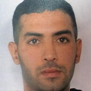 Amine Aassoul, 29 anni, arrestato a Terni dalla polizia per avere ucciso il ventisettenne David Raggi
