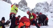 Tragico 1 marzo in montagna: 5 morti e due  feriti gravi