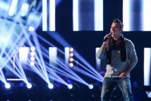VIDEO YouTube: Dennis Fantina non passa a The Voice. Aveva vinto Saranno Famosi