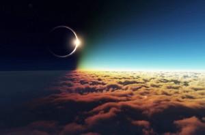 Eclissi solare 20 marzo  giorno del giudizio