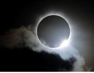 L'eclissi solare