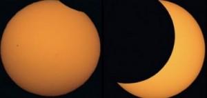 """Eclissi solare, """"il Sole nero"""" solo alle Far Oer. In Italia una falce luminosa"""