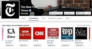 Facebook, leggeremo il giornale in bacheca: addio link, pezzi completi su social