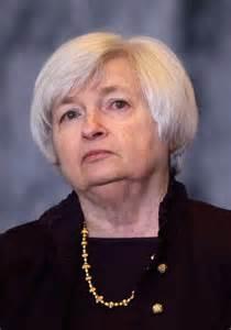 Il presidente della Fed Janet Yellen