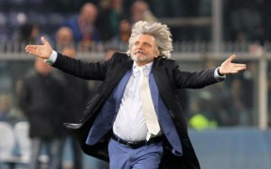 """Massimo Ferrero, presidente Sampdoria querela Mario Giordano per libro """"Pescecani"""""""
