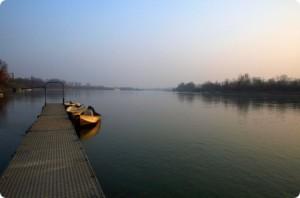 I pirati del fiume Po e il mercato nero di pesce all'estero