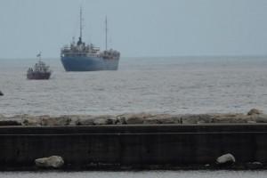 Formia, peschereccio contro nave mercantile: morto Giovanni Centola