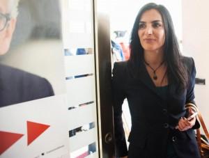 Francesca Barracciu story tra gaffe, errori e litigi