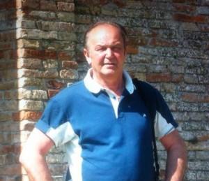 Tunisi. Francesco Caldara, pensionato amante dei viaggi alla sua prima crociera