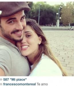 """Lory Del Santo: """"Francesco Monte sta insieme a Cecilia Rodriguez perché..."""""""
