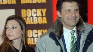 Fabrizio Frizzi commendatore della Repubblica, nominato da Napolitano