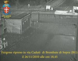 Yara Gambirasio, analisi Ris sul furgone accusano Bossetti VIDEO