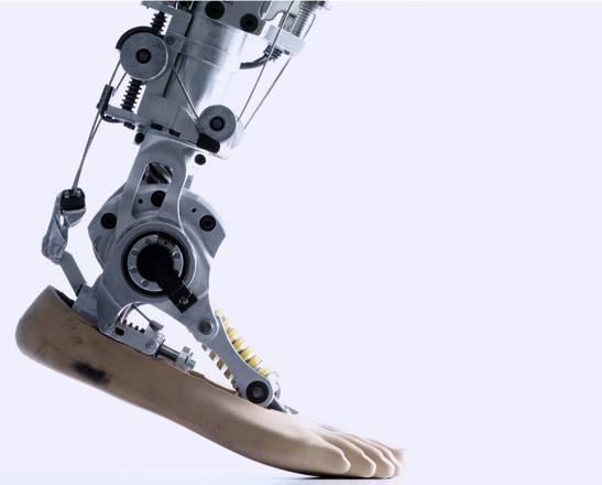 Pronte le prime gambe bioniche: test su 11 volontari