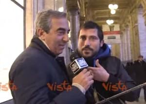"""VIDEO YouTube - Maurizio Gasparri canta a Radio Rock: """"Sono rockissimo"""""""