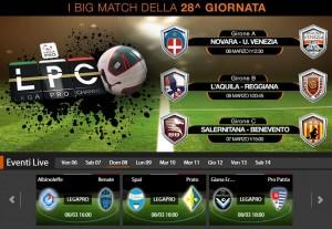 Giana Erminio-Pro Patria: diretta streaming Sportube, ecco come vederla