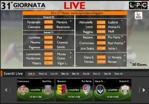 Giana Erminio-Unione Venezia: diretta streaming Sportube. Info, link e formazioni