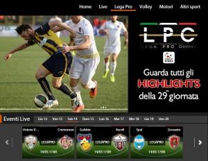Gubbio-Ascoli: diretta streaming Sportube, ecco come vederla