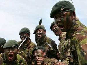 Soldati Gurkha