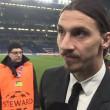 """VIDEO YouTube, Ibrahimovic attacca il Chelsea: """"Sembravano 11 bambini"""""""