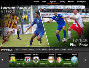 Ischia-Lupa Roma: diretta streaming Sportube. Info, link e formazioni