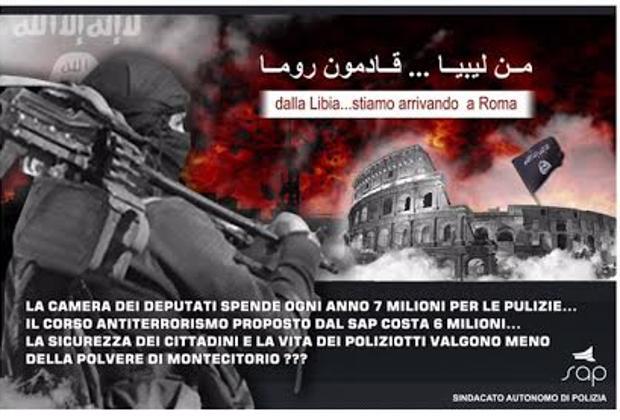 Isis, assunzioni e stipendi: Sap (polizia) ci fa 500mila cartellini ai semafori
