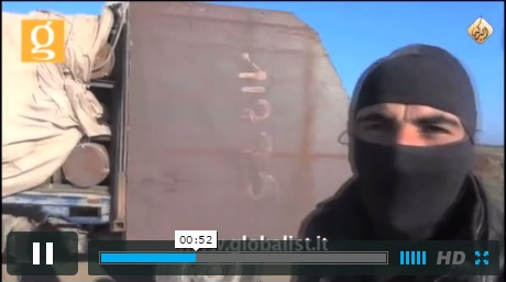 Video Isis, un mujaheddin parla in italiano