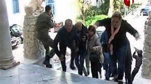 L'attacco a Tunisi