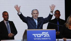 Elezioni Israele: Netanyahu trionfa a sorpresa. Formerà governo solo con la destra