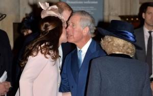 Kate Middleton-Principe Carlo: pace fatta dopo la disputa sul nipotino FOTO