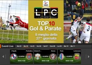 L'Aquila-Pontedera: diretta streaming Sportube, ecco come vederla