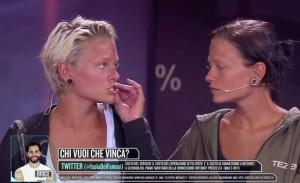 """Le Donatella: """"Chi ci ha fatto perdere la testa? Alex Belli e Rocco Siffredi..."""""""