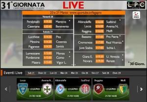 Lecce-Aversa Normanna: diretta streaming Sportube su Blitz. Info e formazioni