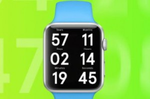 Apple Watch, Life Clock: l'app che segna l'ora della tua morte