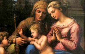 Raffaello a Torino. La Madonna del Divino Amore è sua, la riflettografia conferma