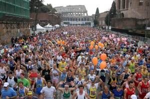 """Maratona di Roma: variazioni nel trasporto pubblico, 80mila """"runner"""" previsti"""