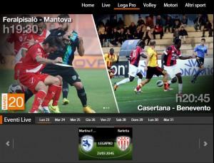 Martina Franca-Barletta: diretta streaming Sportube. Info, link e formazioni