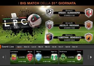 Matera-Vigor Lamezia: diretta streaming Sportube. Info, link e formazioni