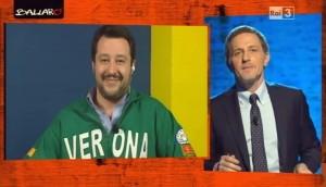 """Matteo Salvini indeciso: """"Premier o sindaco di Milano? Scelgano i cittadini"""""""