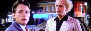 """VIDEO YouTube """"Ritorno al futuro"""", la scena tagliata con Michael J. Fox"""