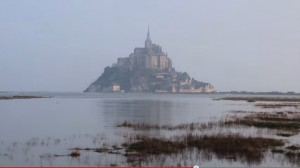 Video YouTube: Mont Saint Michel, marea del secolo in timelapse