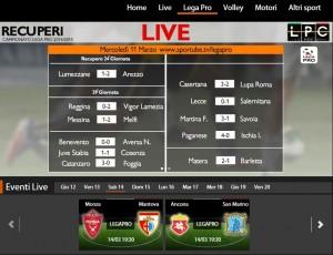 Monza-Mantova: diretta streaming Sportube, ecco come vederla