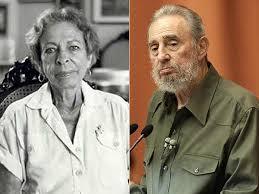 Naty Revuelta, morta a 89 anni la ex amante di Fidel Castro
