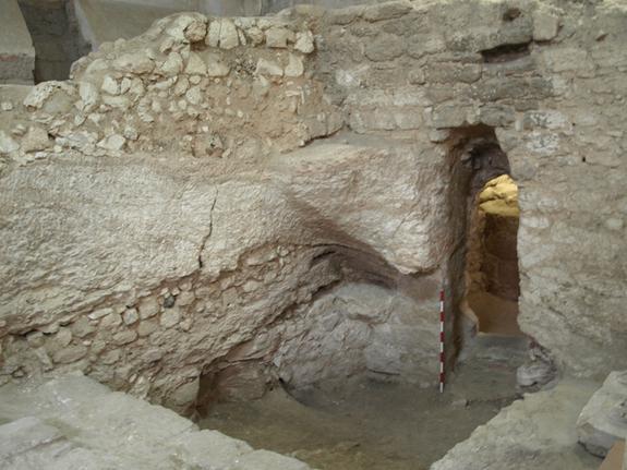 Casa di gesù trovata a nazareth dagli archeologi FOTO