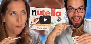 VIDEO YouTube - Assaggiano la Nutella per la prima volta e...