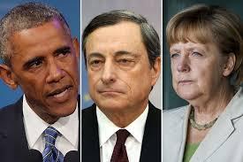 Draghi alza le previsioni Europa. La Bce coi bond scommette sulla ripresa