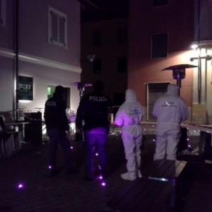 David Raggi ucciso a Terni con una bottigliata sul collo in piazza dell'Olmo