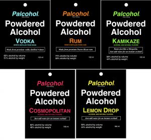 Alcol in polvere da sniffare o per condire: Palcohol in vendita negli Usa
