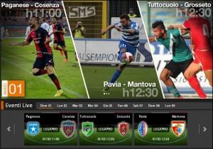 Pavia-Mantova: diretta streaming Sportube, ecco come vederla