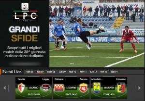 Pistoiese-Ancona: diretta streaming Sportube, ecco come vederla