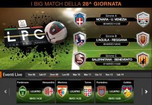 Pontedera-Gubbio: diretta streaming Sportube, ecco come vederla